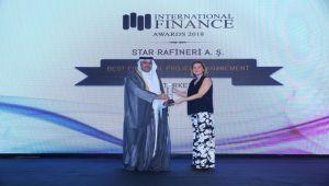 STAR Rafineri'ye ödül