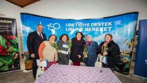 Büyükşehir'den tarıma destek