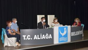 Aliağa'da 7 Ayda 265 Çift Nikah Masasına Oturdu