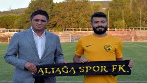 Aliağaspor FK Kadrosunu Güçlendirmeye Devam Ediyor