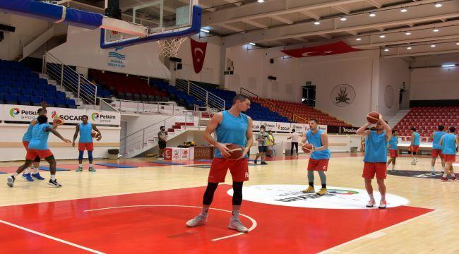 Aliağa Petkimspor Fenerbahçe Beko'ya Konuk Oluyor