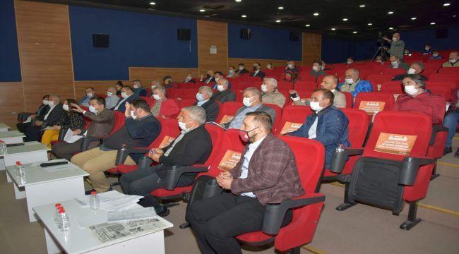 """Aliağa Belediye Başkanı Serkan Acar: """"İzmir'imizin Başı Sağ Olsun"""""""