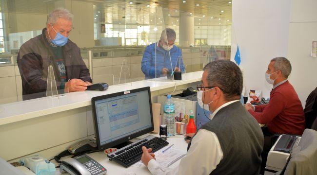 Aliağa Belediyesi'nden Yapılandırmada Online Hizmet