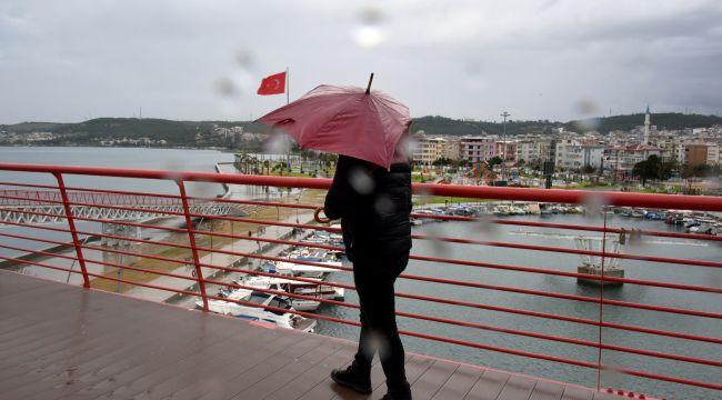 Meteorolojiden Fırtına ve Sağanak Yağış Uyarısı